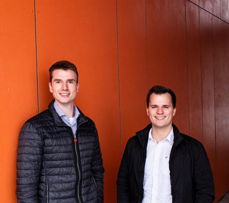 Gruppenbild der Gründer von Platinum Marketing